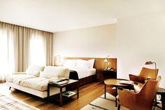 Un estilo confortable se destaca en las 45 habitaciones. | Galería de fotos 5 de 13 | AD MX