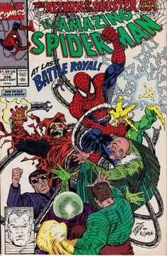 Amazing SpiderMan 1963 1st Series 338 September by ViewObscura, $4.00