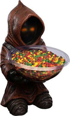 Gamer heaven - STAR WARS CANDY BOWL HOLDER JAWA 50 CM, £49.99 (http://www.gamer-heaven.net/star-wars-candy-bowl-holder-jawa-50-cm/)