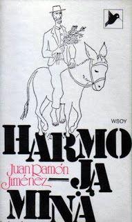 KIRJA-AITTA: Juan Ramón Jiménez - Harmo ja minä