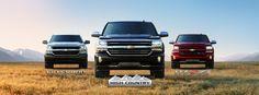 2016 Silverado 1500 High Country Truck at Chevrolet Cadillac of Santa Fe: www.chevroletofsantafe.com.
