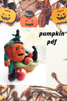Please note:: buying this item is for a digital PDF crochet drawing, not for the actual finished toy in the photos! This list is an original template (written in English using American terminology, to create your own cute PUMPKIN! The toy measures approximately 33 cm (13 inches). # pumpkincrochetdoll# pumpkinamigurumi# pumpkinhead# halloweenamigurumi# pumpkinPATTERN# pdfcrochetpattern