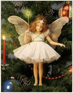 Christmas Tree Fairy, R John Wright