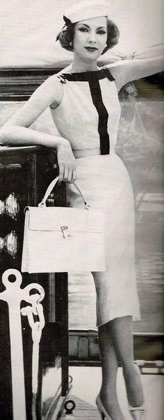 oleg cassini,1957  vogue