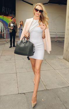 Style Icon : Rosie Huntington-Whiteley