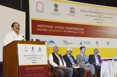 India News Today : Heritage Infrastructure Projects worth Rs. 350 cr approved, says M. Venkaiah Naidu