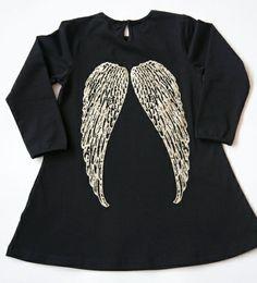 Carbon Solider  Francesca Dress Black/Gold Francescas Dresses, Troll, Dress Black, Black Gold, Tunic Tops, Winter, Women, Fashion, Winter Time