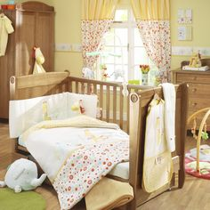 A Bedding bundle that includes a perfect selection of items to create a perfect nursery.£140.00