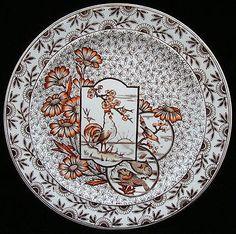 Ridgways Potteries Devonshire #2 1885