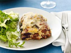 Get Food Network Kitchen's Moussaka Recipe from Food Network