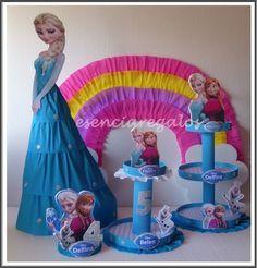 piñata princesas - Buscar con Google