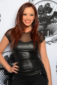 Jessica Lynn Sutta is an American dancer, showgirl, singer, recording artist, and actress. She is best known as a member of the American pop girl group and dance ensemble, the Pussycat Dolls.