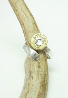 9mm Luger Bullet Ring --- WANT IT!!  http://www.etsy.com/listing/67889850/bullet-ring-9mm-sterling-silver