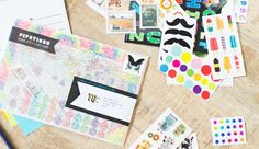 Pipsticks sticker subscription | cool birthday gifts for kids 7+
