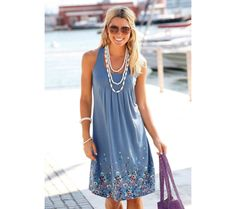 2017 Women Summer Floral bodycon Dress Casual Beach boho Sundress A Line Tank midi Dresses vestidos robe femme plus size Dress Outfits, Casual Dresses, Dress Up, Summer Dresses, Sun Dresses, Tank Dress, Midi Dresses, Party Dresses, Floral Dresses
