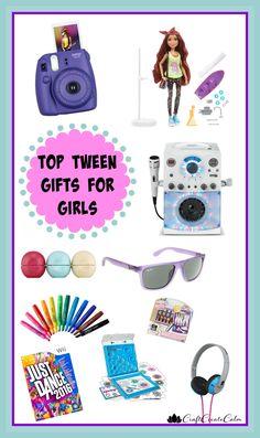 gifts for tween girls, tween christmas presents