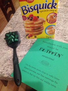 Ask to a dance- FLIPPIN awesome spatula