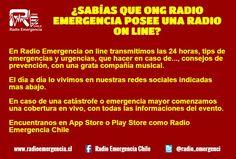 Tweets con contenido multimedia de ONG Radio Emergencia (@Radio_Emergenci)…