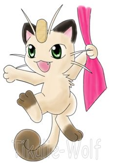 Pokemon #52- Meowth