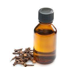 Cómo preparar aceite de clavo de olor