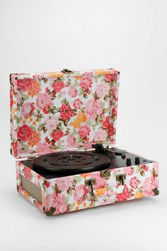 Crosley AV Room Portable USB Record Player #urbanoutfitters