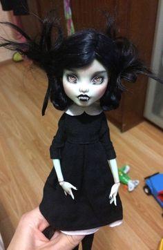 "OOAK ""Monster High""  by Kroshka-Ice)& my Dolls"