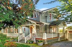 Originally constructed in 1928, this home has been updated to retain original charm and character of a true craftsman.