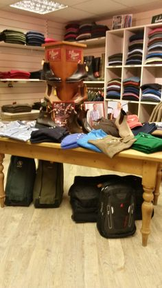 Great new colours from RM Williams! In store now at Luck of Louth.