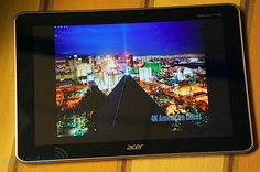 Acer unveils Iconia Tab A700 1920 x 1200 display and Tegra 3 under the hood