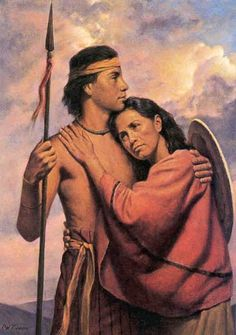 Mothers of the 2,060 Stripling Warriors. This is a really insightful blog post.