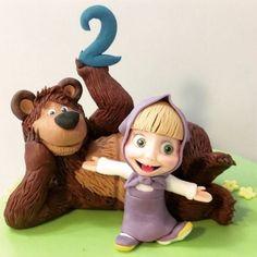 masha and the bear cake - Pesquisa Google