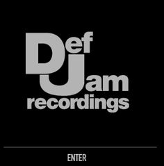 Def Jam Recordings uses a hierarchy in there logo type.  A hip/hop recording label the D and J have been enlarged to give a new word DJ