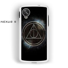 harry potter deathly hallows for Nexus 4/Nexus 5 phonecases