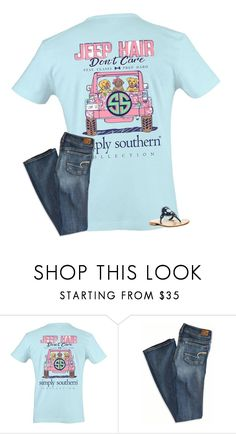 """OOTD"" by mac-moses ❤ liked on Polyvore featuring American Eagle Outfitters and Jack Rogers"