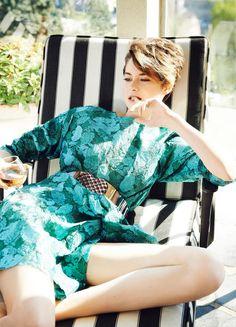 Шейлин Вудли — Фотосессия для «The Hollywood Reporter» 2014 – 10