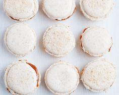 Cashew Dulce de Leche French Macaron Recipe | Cafe Johnsonia |Cafe Johnsonia |