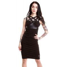 Toxic Dress (S,XL)