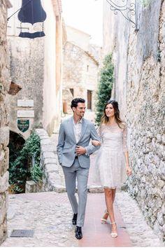 Engagement Session im idyllischen Èze an der französischen Rviera | Hochzeitsguide Monaco, Engagement Session, Style, Fashion, Engagement, Swag, Moda, Fashion Styles, Fashion Illustrations