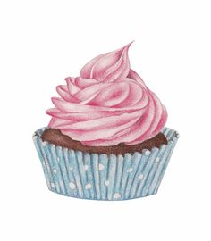 cupcake png clipart cupcake drawing pastry pastel - 610×700