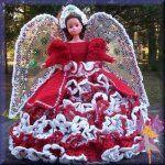 christmas patterns, crochet christmas, christmas angels, christma pattern, christma angel