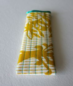 Sometimes it's fun to sew on a small scale. When I first started getting into sewing I made about 100 cases for my phone. It's a fun, quic...