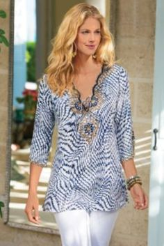 South Beach Tunic from Soft Surroundings