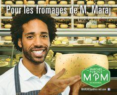 Pour les fromages de M. Maraj: découvrez chaque jour dans vos marchés la sélection de nos fromagers, des experts dans leur domaine! Baking Ingredients, Cookie Dough, Cookies, Food, Walking, Crack Crackers, Biscuits, Essen, Meals