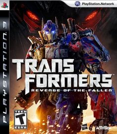 Transformers: Revenge of the Fallen(輸入版) Activision(World), http://www.amazon.co.jp/dp/B001PKHRX2/ref=cm_sw_r_pi_dp_bem.rb1VC3VSZ