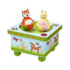 Orange Tree Toys Safari Holz Buchst/ützen