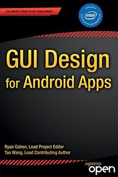 GUI Design for Android Apps by Ryan Cohen, http://smile.amazon.com/dp/B00M4FC97Q/ref=cm_sw_r_pi_dp_WQZoub1542FNS