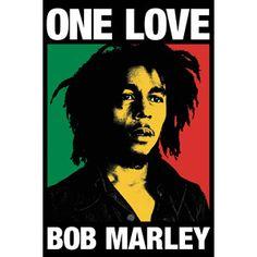 One Love Bob Marley Poster #Wal-Mart