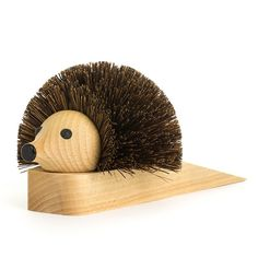 hedgehog boot brush Take care of the luxuries and the ...