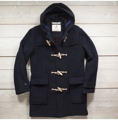 East London Duffle Coat Men's - Outerwear - Men's