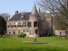 Lisse, Castle Keukenhof ~ built 1642  (across from Keukenhof Gardens)
